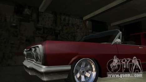 Wheels Pack by DooM G for GTA San Andreas forth screenshot