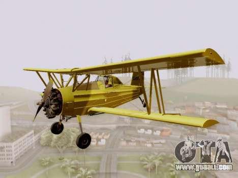 Grumman G-164 AgCat for GTA San Andreas