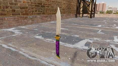 Knife-Joker- for GTA 4 second screenshot