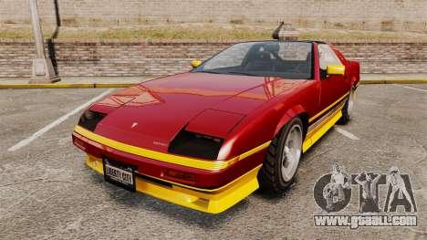 Imponte Ruiner new wheels for GTA 4