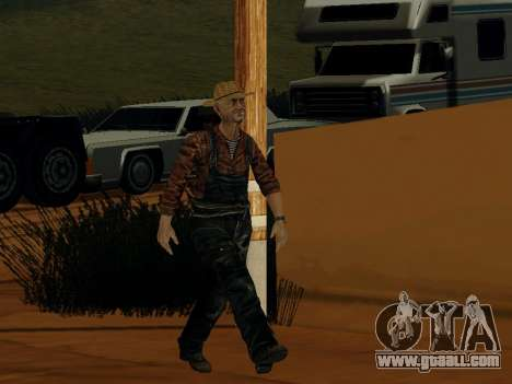 Farmer or amended and supplemented for GTA San Andreas forth screenshot