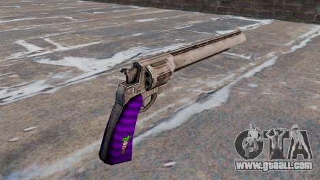 Revolver-Joker- for GTA 4 second screenshot