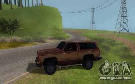 Sweet ENB Next Generation for GTA San Andreas sixth screenshot