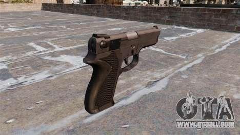 Gun Smith & Wesson Model 410 for GTA 4 second screenshot
