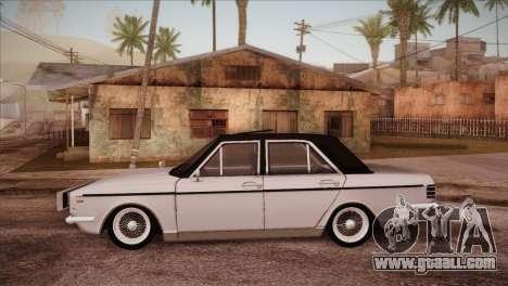 Peykan 48 Blackroof for GTA San Andreas left view