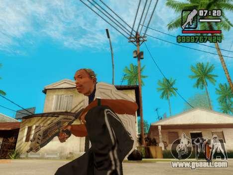 Defender v.2 for GTA San Andreas forth screenshot