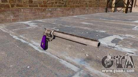Revolver-Joker- for GTA 4