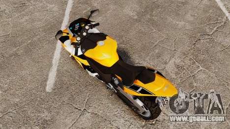 Yamaha R1 RN12 v.0.95 for GTA 4 back left view