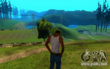Sweet ENB Next Generation for GTA San Andreas third screenshot