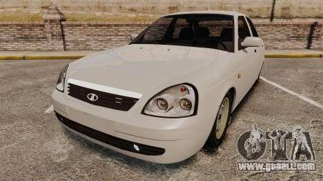 ВАЗ-Lada 2170 Priora v2.0 for GTA 4