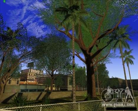 Most Wanted Enb v.2.0 for GTA San Andreas second screenshot