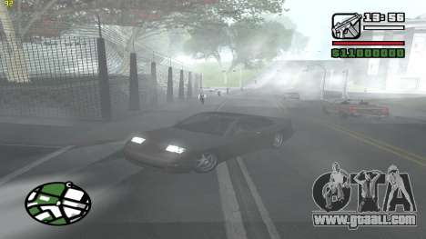 Weather Menu for GTA San Andreas fifth screenshot