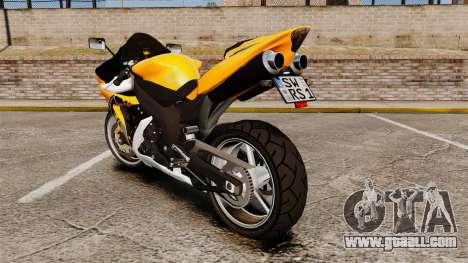 Yamaha R1 RN12 v.0.95 for GTA 4 right view