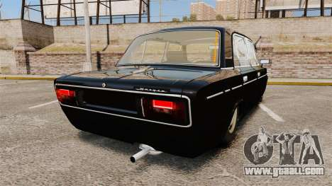 VAZ-2106 Lada [Final] for GTA 4 back left view