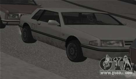 All wheels on all machines for GTA San Andreas fifth screenshot