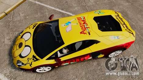 Lamborghini Aventador LP700-4 2012 [EPM] Jake for GTA 4 right view