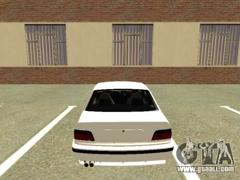 BMW M3 E36 Coupe for GTA San Andreas right view