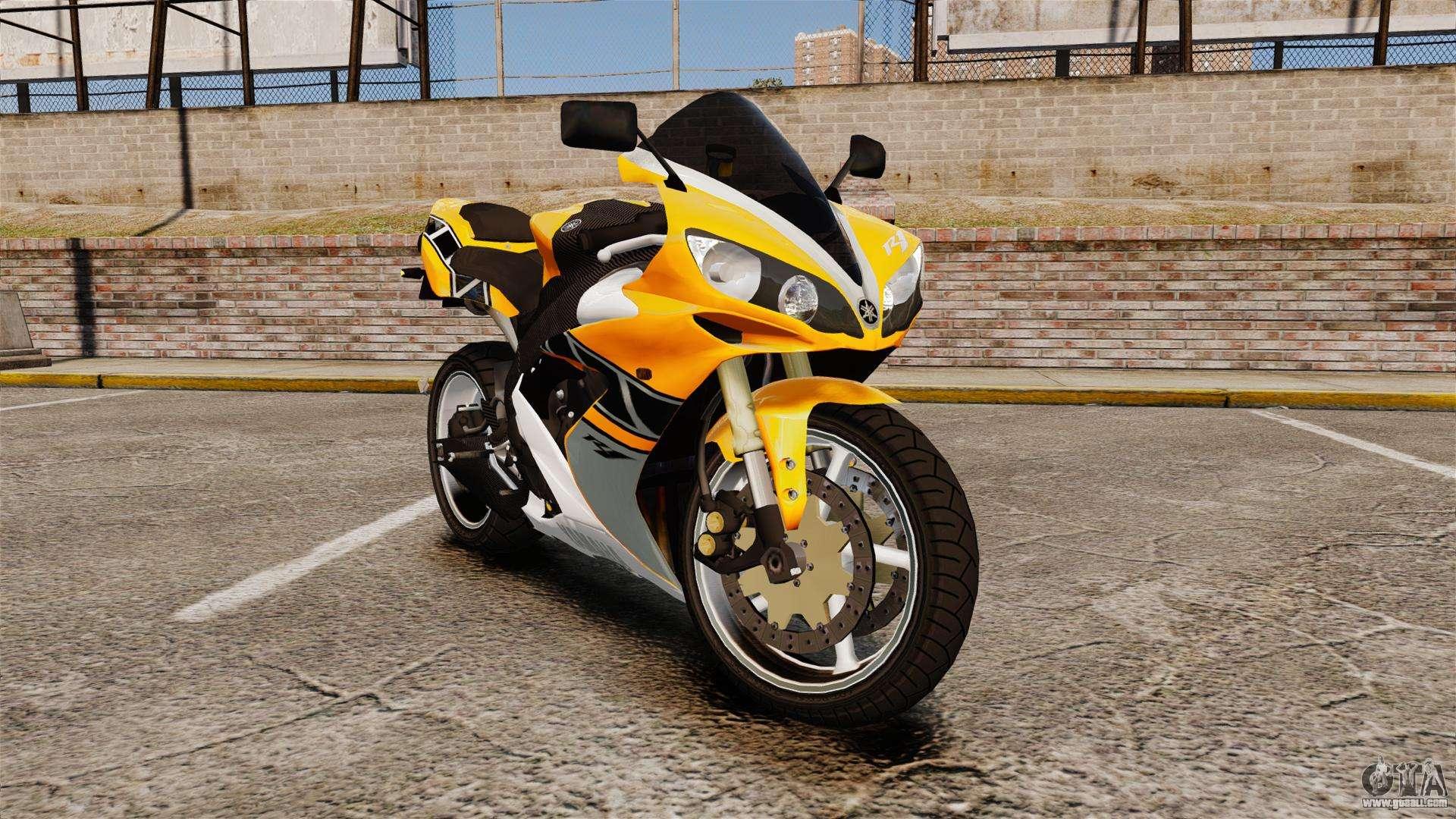 Yamaha R1 Rn12 V 0 95 For Gta 4