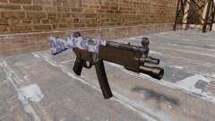 The submachine gun HK MP5 for GTA 4