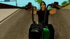 Glenn Danzig Skin for GTA San Andreas