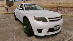 GTA V Cheval Fugitive new wheels