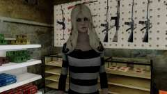 Young Blonde for GTA San Andreas