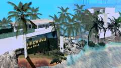 New island V2.0 for GTA San Andreas