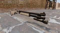 Riot shotgun Remington 870 Wingmaster