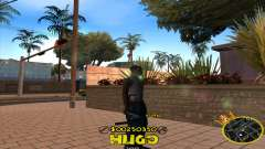 C-HUD Vagos by Hugo for GTA San Andreas