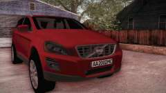 Volvo XC60 2009 for GTA San Andreas