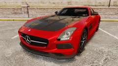 Mercedes-Benz SLS 2014 AMG GT Final Edition for GTA 4