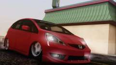 Honda Jazz RS DUB 2010 for GTA San Andreas