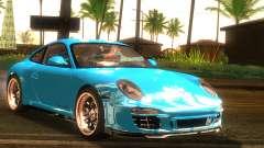 Porsche 911 Carrera GTS 2011 for GTA San Andreas