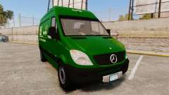 Mercedes-Benz Sprinter 2500 2011 Hungarian Post