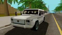 Benefactor DUBSTA for GTA San Andreas