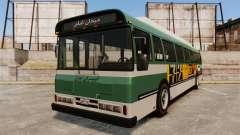 Iranian paint bus