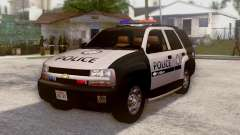 Chevrolet TrailBlazer Police