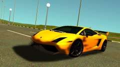 Lamborghini Gallardo Super Trofeo Stradale for GTA San Andreas