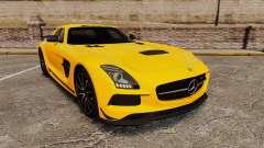 Mercedes-Benz SLS 2014 AMG Performance Studio