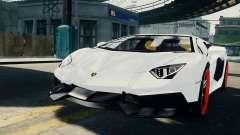 Lamborghini Aventador LP720-4 2012 for GTA 4
