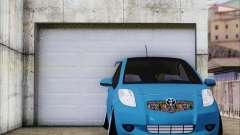 Toyota Yaris Hellaflush Young Child for GTA San Andreas