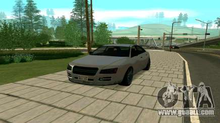 GTA V Obey Tailgater for GTA San Andreas