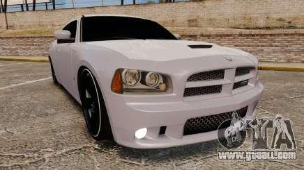 Dodge Charger SRT8 2007 for GTA 4