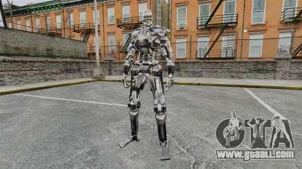 Terminator T-800 for GTA 4