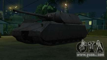 PzKpfw VII Maus for GTA San Andreas