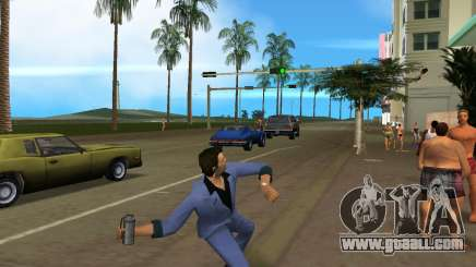 Pickups, smoke bombs for GTA Vice City