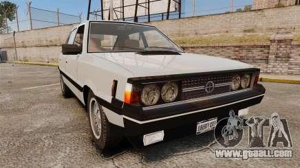 FSO Polonez 1500 for GTA 4