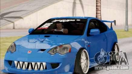 Honda Integra Mugen Type R for GTA San Andreas