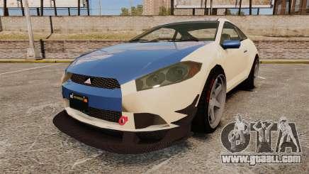 GTA V Maibatsu Penumbra for GTA 4