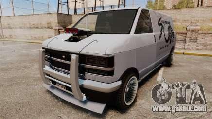 Burrito Bodybuilder for GTA 4